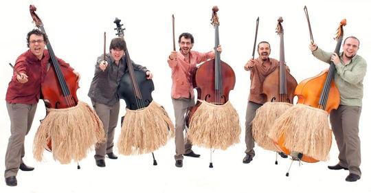 Orquestra de Contrabaixos Tropical