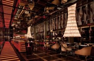 O belíssimo Ritz, em Hong Kong