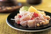 Ceviche está entre as maravilhas da gastronomia peruana