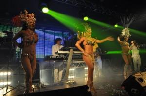Cena do Carnaval do Clube Piratininga no ano passado