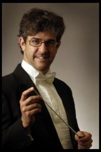 O maestro Eyal Ein-Habar