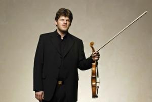 O solista Guy Braunstein